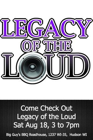 Legacy of the Loud