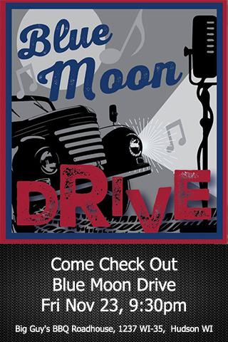 Blue Moon Drive